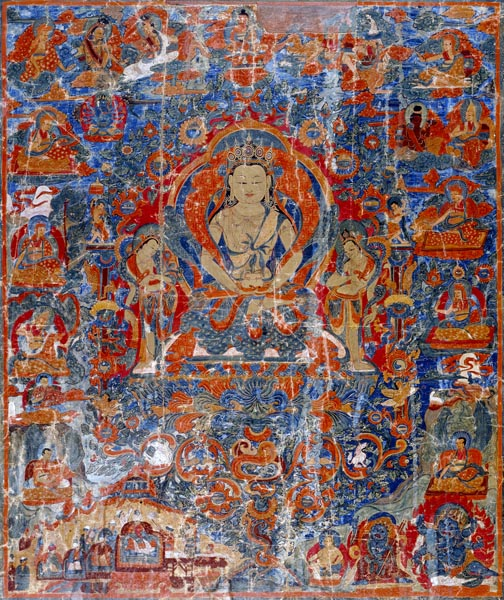 Amitayus, the Buddha of Eternal Life