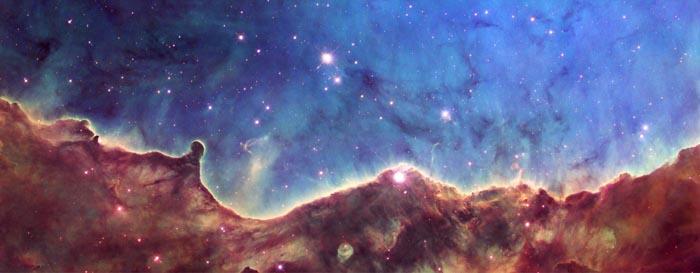 Hubble Image of NGC 3324
