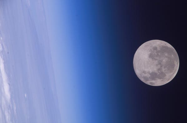Moon Aglow
