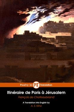 Chateaubriand: Itinéraire de Paris à Jérusalem - Cover