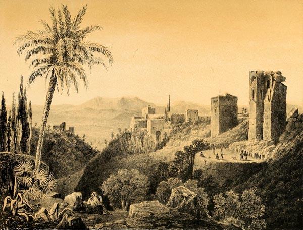 Paseos al Rededor de la Alhambra