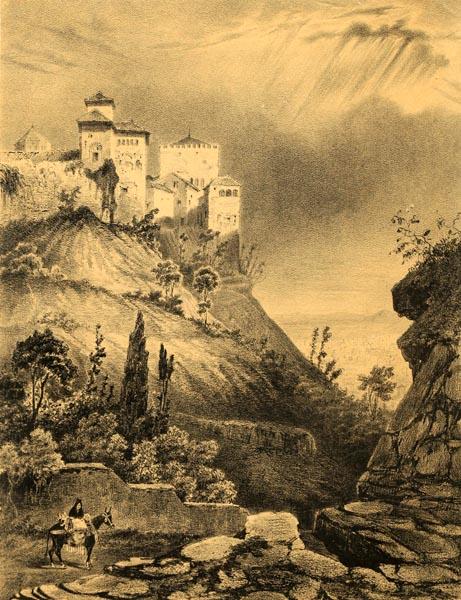 Cuesta de Los Molinos (Granada)