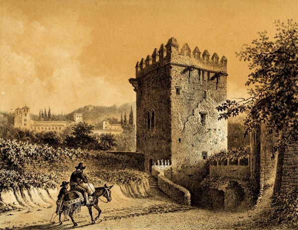 Torre de los Picos (Alhambra)