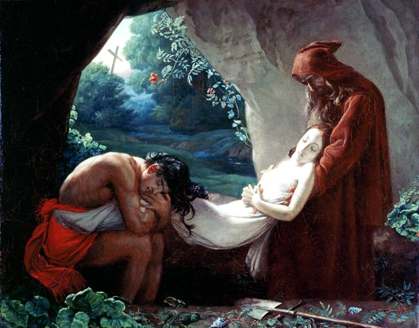 The Burial of Atala