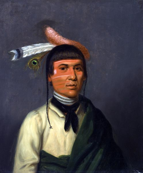 NoTin (Wind), a Chippewa Chief