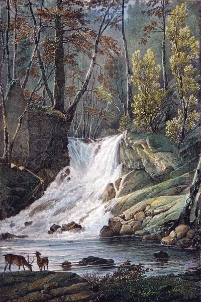 Indian Brook in the Residence of Captn. Phillips