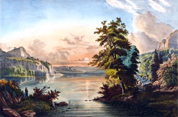 Indian Lake Sunset