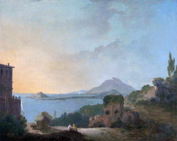 Cicero's Villa and the Gulf of Pozzuoli