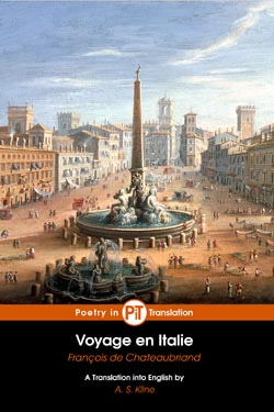 Chateaubriand: Voyage en Italie - Cover