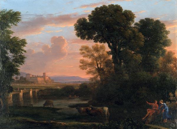Pastoral Landscape