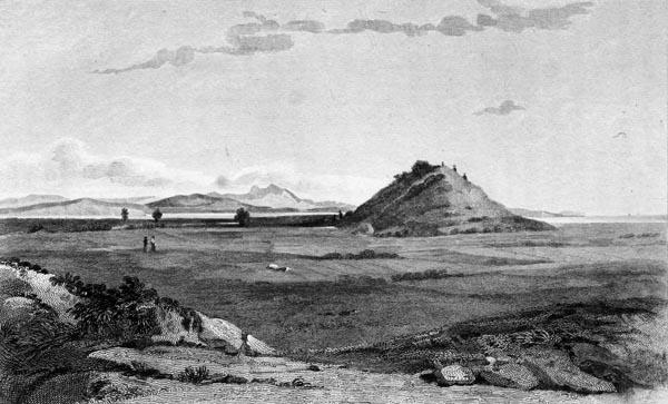 Great Tumulus in the Plain of Marathon