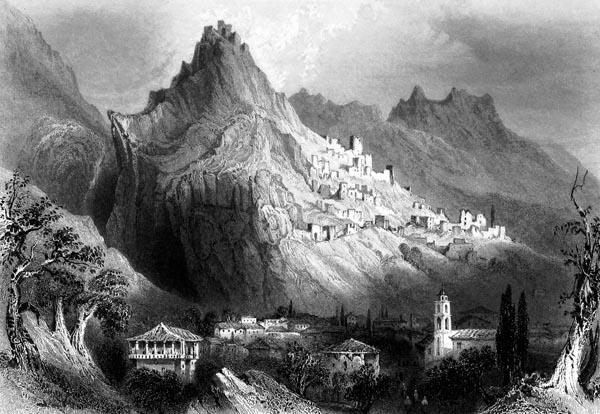 Misitra, Near Sparta