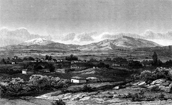 Mount Olympus - Tempe - Mount Ossa