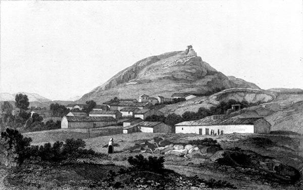 Acropolis of Orchomenos