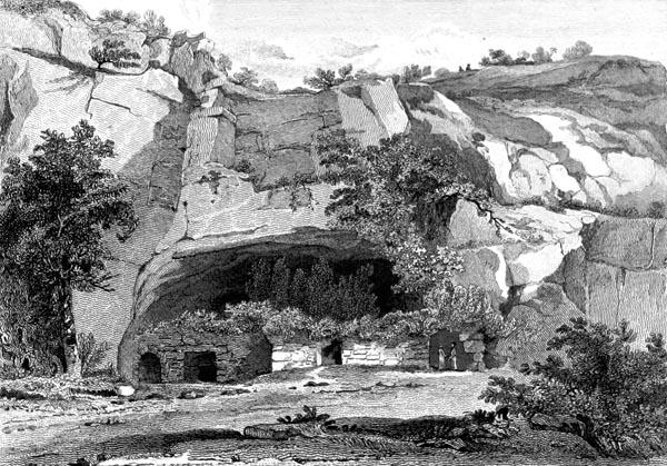 Pentelic Quarries