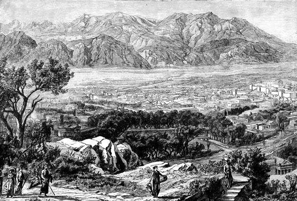 Ancient Sparta (Restored)