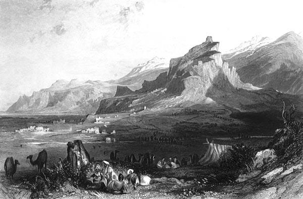 Acropolis of Sardis