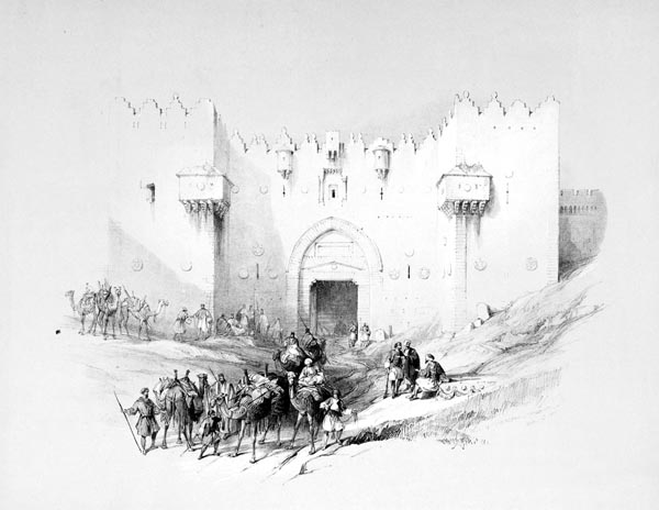 Gate of Damascus