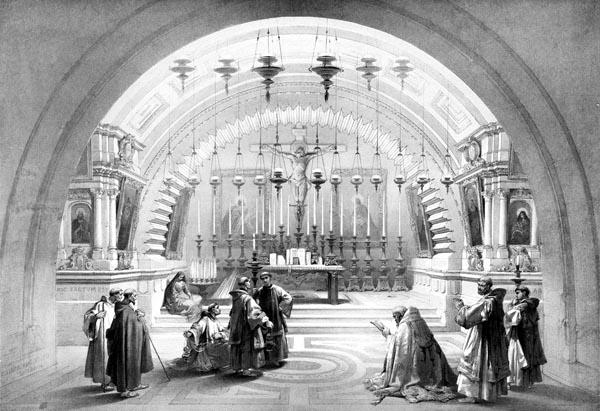 Calvary - Holy Sepulchre