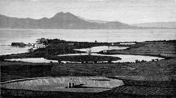 Forum, Port Militaire et Port Marchand de Carthage