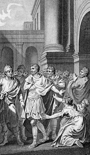 Marcus Atilius Regulus, Departing from Rome