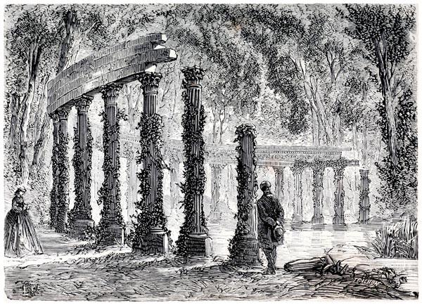 Parc de Monceaux