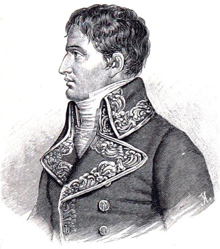 Lucien Bonaparte, d'Après un Document du Temps