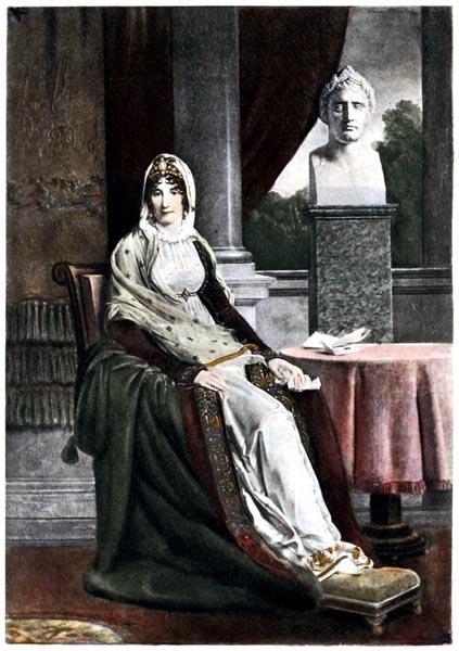 Marie-Letitia Ramolino Bonaparte