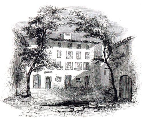 Maison des Bonaparte à Ajaccio