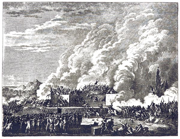 Massacre of the Champ de Mars, July 1791