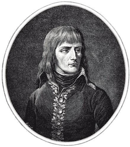 Le Général Bonaparte, d'Après un Dessin de J. Guérin, Gravé par G. Fiesinger