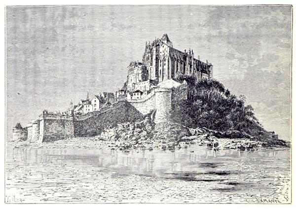 Le Mont Sain-Michel