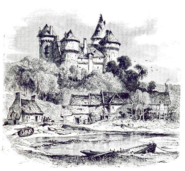 Combourg - Le Château