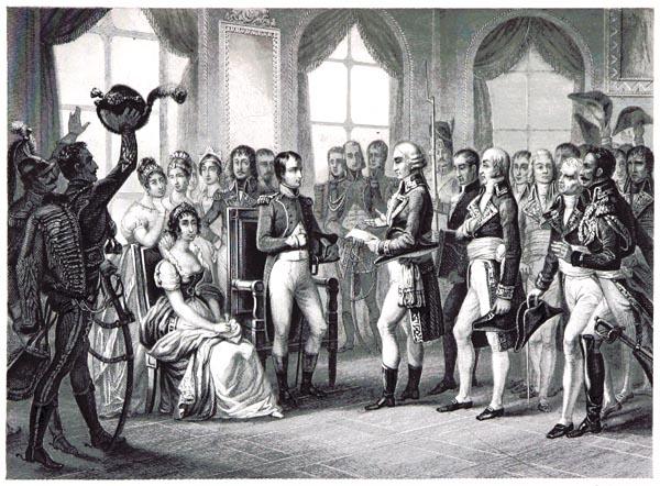 Napoleon Proclamé Empereur