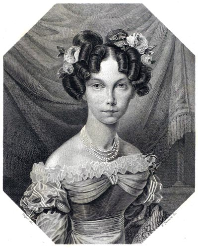 Portrait of Louise of Prussia