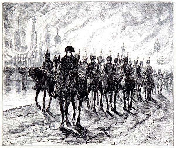 L'Armée Quittant le Kremlin