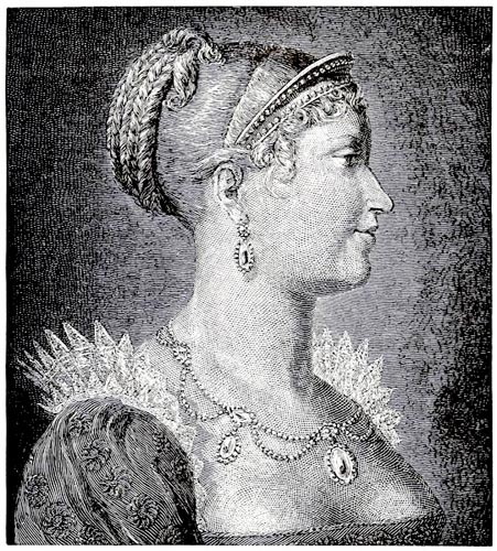 Marie-Louise of Austria, Second Wife of Napoleon I