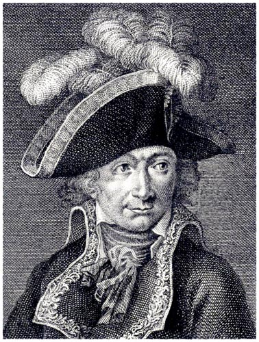 Portrait of General Charles Pichegru