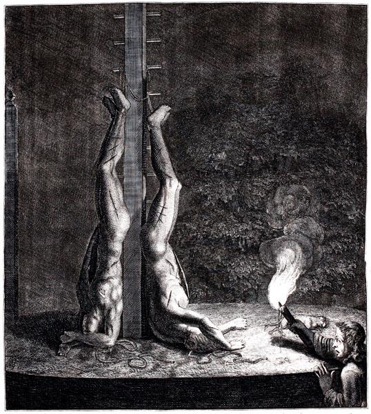 Johan and Cornelis de Witt