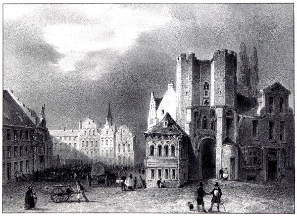 Ancien Château des Comtes de Flandre