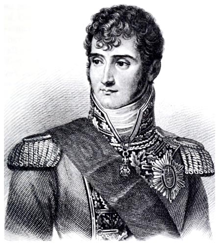 Jerome Bonaparte, After the Engraving by Read