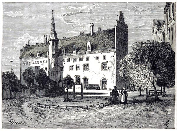 Luther's House, Wittenberg