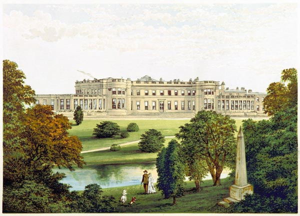 Wynyard Park, Principal Residence of the Marquis of Londonderry