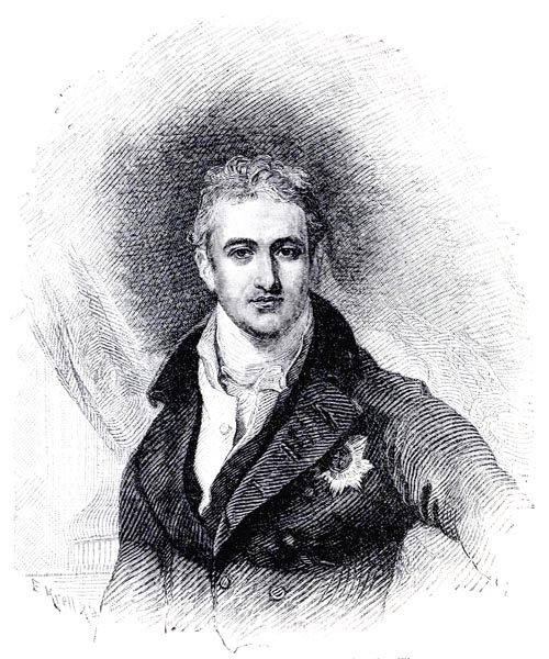 Castlereagh. From an engraving by Thompson