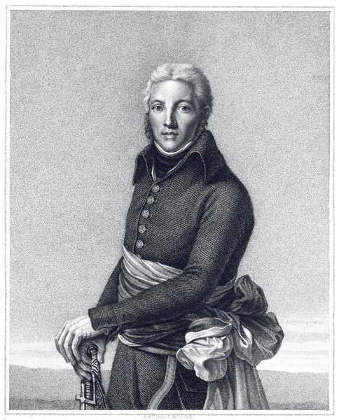Portrait of General Jean Victor Marie Moreau