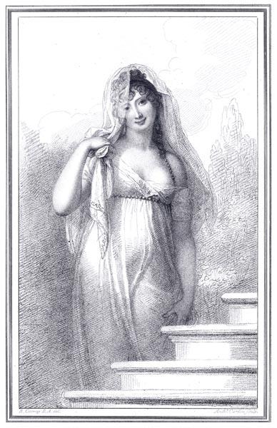Portrait of Jeanne-Françoise Julie Adélaïde Bernard Récamier