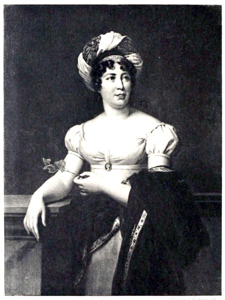 Madame de Staël, after François Gérard