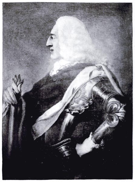 James Francis Edward, the Chevalier de St. George (1688-1765)