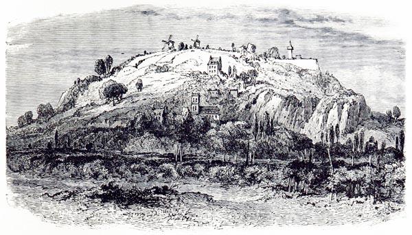 Le Mont Dol