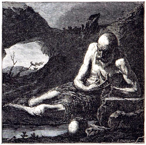 St. Paul the Hermit - After Ribera